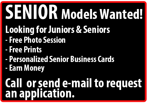 Senior Models Wanted